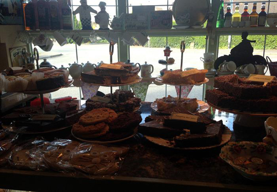 The Pantry - Delicatessen and Tea-Room in Swanwick, Derbyshire
